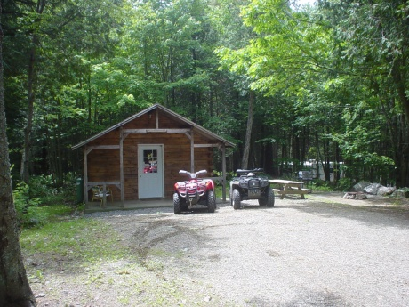 Welcome To Big Rock Campground North Stratford Nh